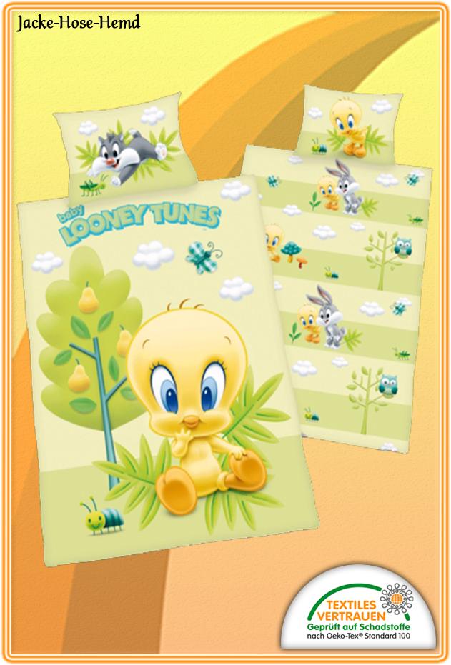Babybettwäsche Looney Tunes bei uns im Online-Shop günstig bestellen ...