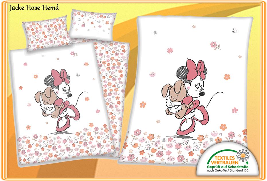 Bettwäsche Decke Minnie Mouse Bei Uns Im Online Shop Günstig