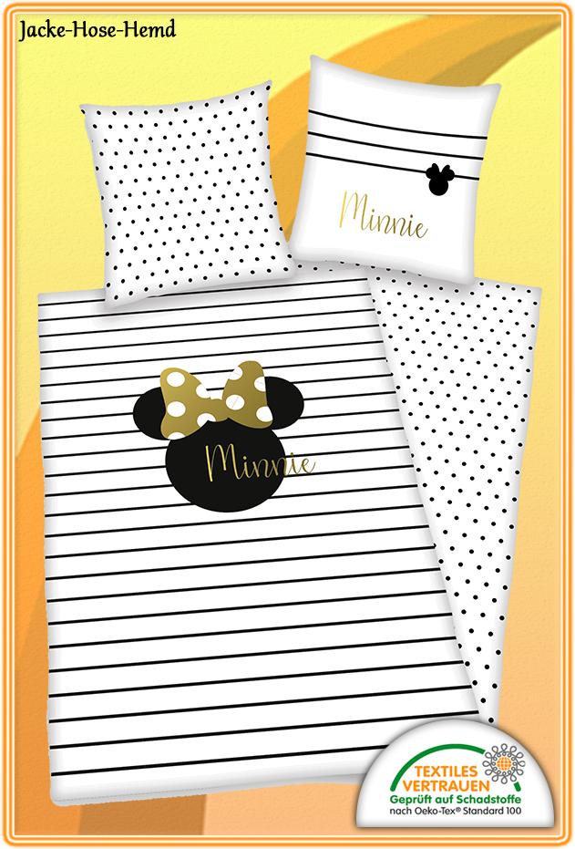 minnie mouse bettw sche bei uns im online shop g nstig bestellen bzw kaufen. Black Bedroom Furniture Sets. Home Design Ideas