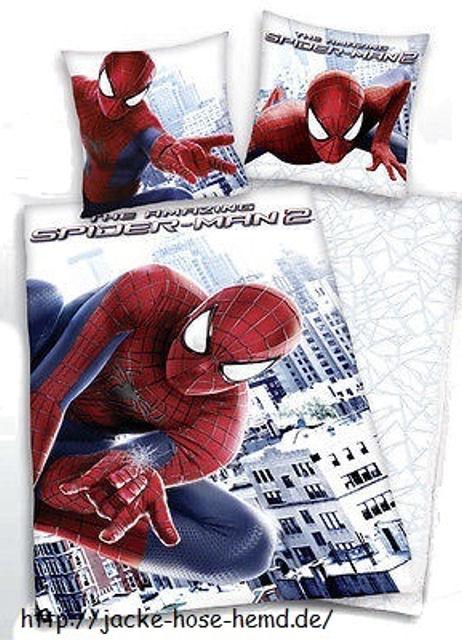 Bettwäsche Spider Man 2 Bei Uns Im Online Shop Günstig Bestellen Bzw