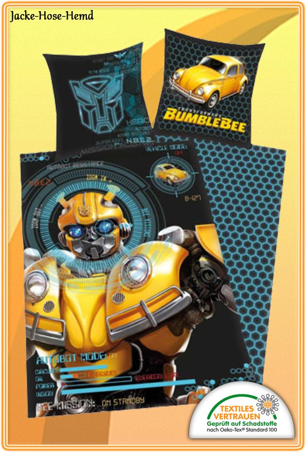 Bettwäsche Transformers Bei Uns Im Online Shop Günstig Bestellen Bzw