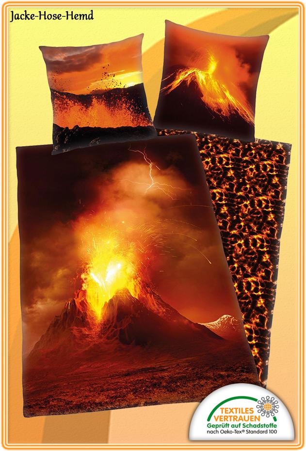 Bettwäsche Vulkan Bei Uns Im Online Shop Günstig Bestellen Bzw Kaufen