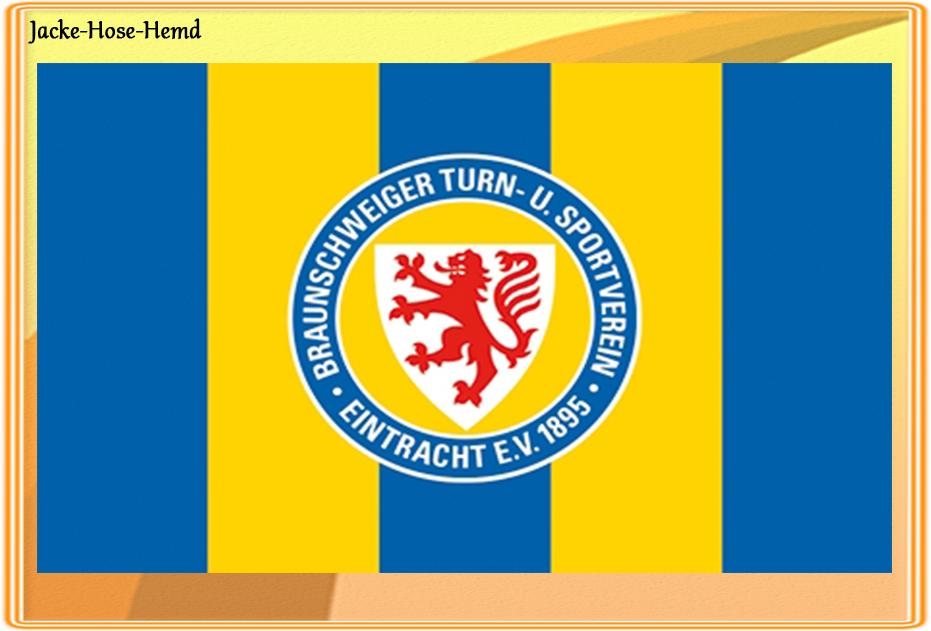 Fahne Eintracht Braunschweig Bei Uns Im Online Shop Günstig