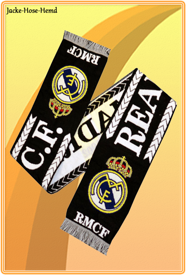 Fanschal Real Madrid