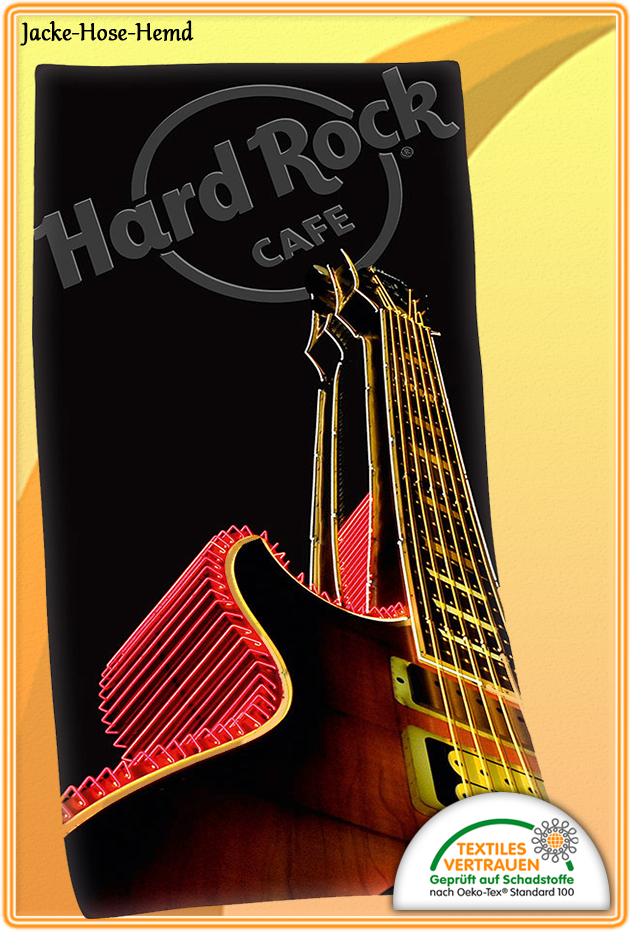 Handtuch Hard Rock Cafe