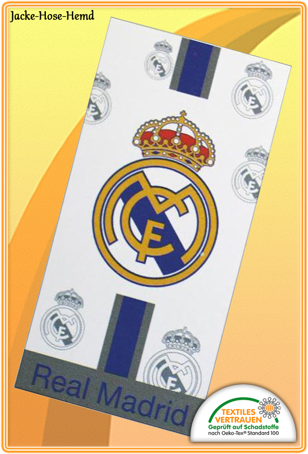 Handtuch Real Madrid