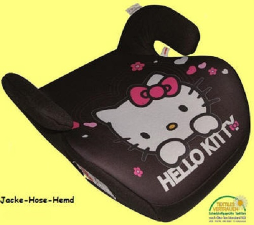 Kindersitz Hello Kitty