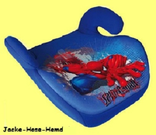Kindersitz Spiderman