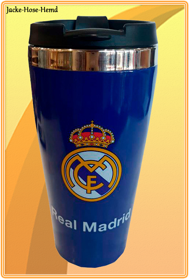 Thermobecher Real Madrid